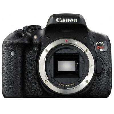 Canon EOS Rebel T6 DSLR Camera (Body Only)
