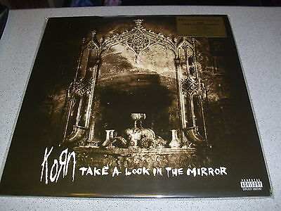 Korn - Take A Look In The Mirror - Ltd. 2LP 180g audiophile SILVER Vinyl