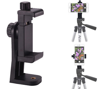 Acuvar Heavy Duty Rotating Smartphone Tripod Mount for iPhone Xs Max Xr X 8 7 6+