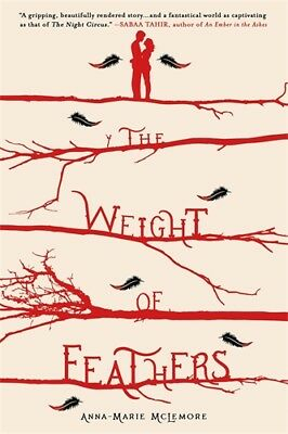 The Weight of Feathers ' McLemore, Anna-Marie