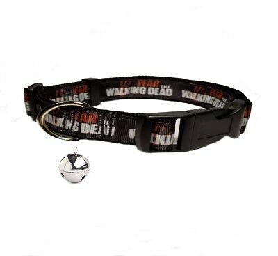 Fear The Walking Dead Cat Collar