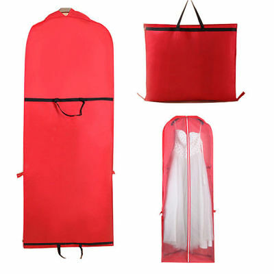 Best Bridal Wedding Evening Dress Party Prom Gown Garment Storage Bag Protector