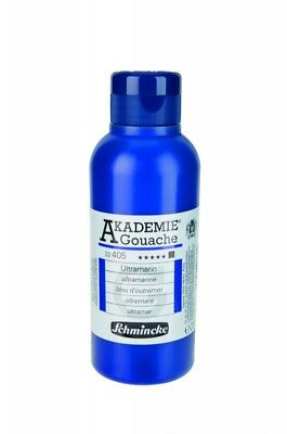 (4,52€/100ml) Schmincke AKADEMIE Gouache Ultramarin 250ml 22405027
