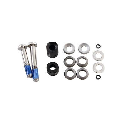 Avid Disc Brake Adapters Post Spacer Set 20 S Front 180/Rear 160 Mounting Bolts