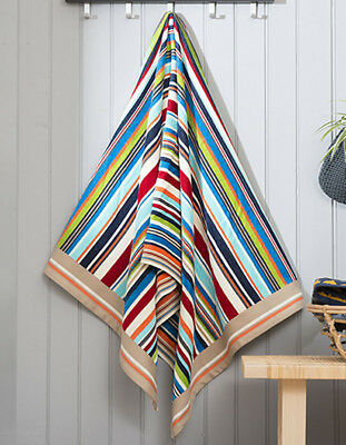 Montego Bay, Striped Beach Towel - 90 x 180 cm