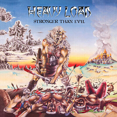 Heavy Load : Stronger Than Evil CD Album Digipak (Limited Edition) (2018)