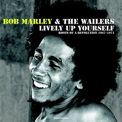 Bob Marley & the Wailers - Lively up Yourself (2LP Vinyl, MP3) Wewantsounds New