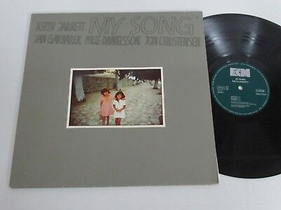 Keith Jarrett/my Song  Lp 1978 Ecm 1115 St