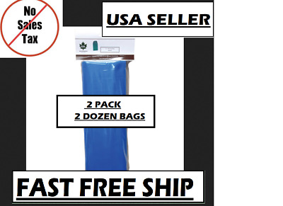 24 Maple Sap / Syrup Bags For Sap Sack Holders COLLECTION SUGARING 4 GALLON