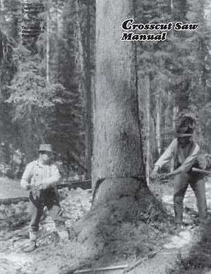 NEW Crosscut Saw Manual by United States... BOOK (Paperback / softback)