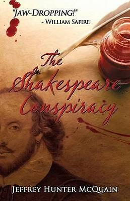 NEW The Shakespeare Conspiracy (a Christopher... BOOK (Paperback / softback)