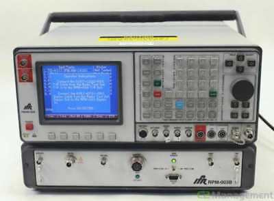 IFR/Marconi 1600-RPM-003B FM/AM Communications Service Monitor