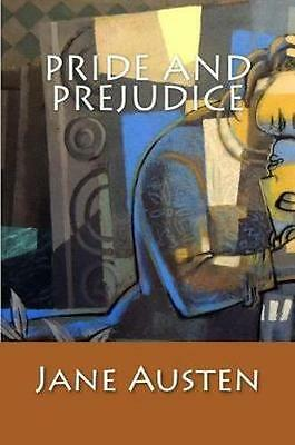 NEW Pride And Prejudice by Jane Austen BOOK (Paperback) Free P&H