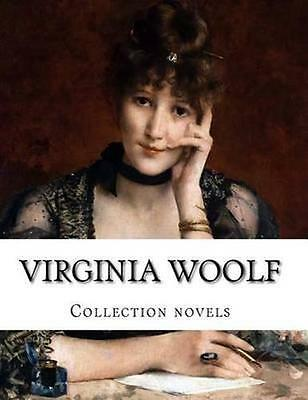 NEW Virginia Woolf, Collection Novels by Virginia Woolf BOOK (Paperback)