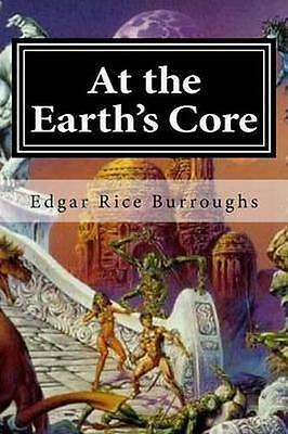 NEW At The Earth's Core by Edgar Rice Burroughs BOOK (Paperback) Free P&H