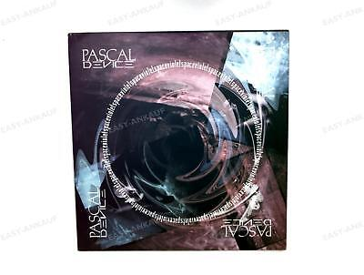 Pascal Device - Violet Space GER Maxi 1994 /3