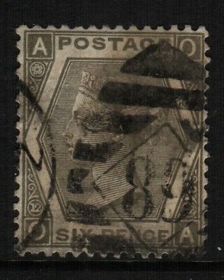 ~ Great Britain, Used, 60, Great Centering