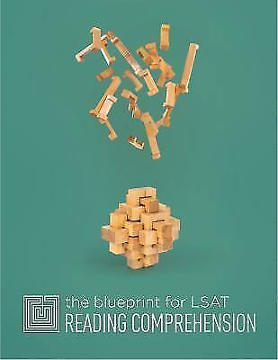 The blueprint for lsat reading comprehension 4498 picclick malvernweather Gallery