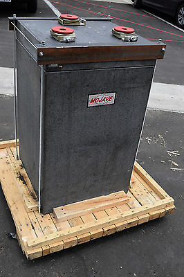 """Sangren Mojave Granite INSPECTION SURFACE Plate Cube 24""""x24""""x36"""" Statue Base"""