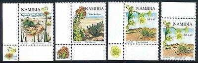 "Namibia 2008 ""Euphorbia Plants"" set of (4) x stamps (SG 1096 - 1098) (**)"
