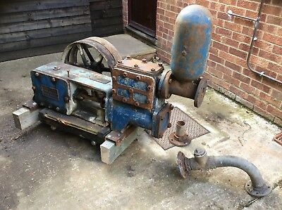 Stationary Engine Water Pump Extra Large Ruston Lister Petter