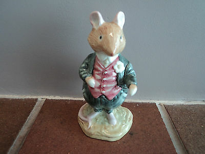 """Vintage (Royal Doulton-England) """"dusty Dogwood"""" - Mint Condition - Lovely Figure"""