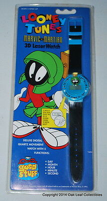 1993 Looney Tunes MARVIN THE MARTIAN IN SPACESHIP Sulyn 6288 Sequin Iron-On Kit