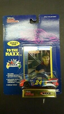Jeff Gordon #24 Dupont 1994 Racing Champions To The Maxx Series One 1:64 Scale