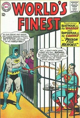WORLD'S FINEST COMICS #145 F, SUPERMAN, BATMAN, ROBIN, DC Comics 1964