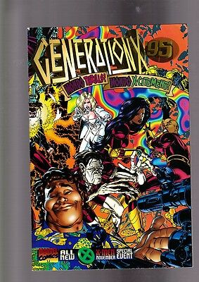 US-Marvel: Generation X - Annuals 95, 96, 97