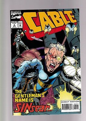 US-Marvel: Cable 5-71, 12 Issues