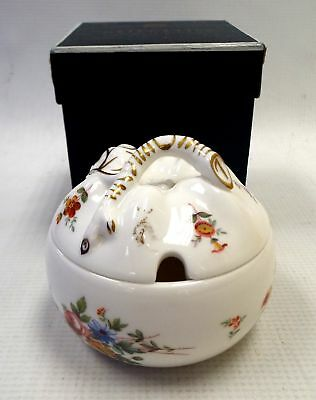 MINTON English Bone China LIDDED DISH/BOWL Marlow Range BOXED - S35