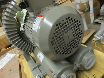 New All Star Rbhb-1105-3 Regenerative Blower 3 Phase