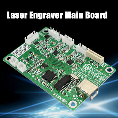 K40 M2 CO2 Laser Cutting Engraving Machine Main Board Motherboard Controller