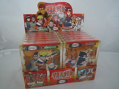 Bandai - NARUTO - 12x STARTER DECK im Display - DEUTSCH !