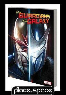 All New Guardians Of Galaxy 02 Riders In Sky - Softcover
