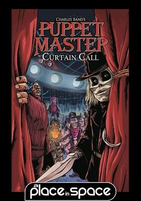 Puppet Master Curtain Call - Softcover