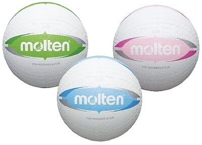 "SCHOOL Molten ""S2V1550"" Softvolleyball - Beachvolleyball 106268-"