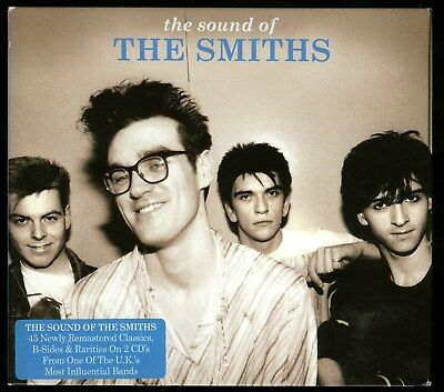 The Smiths The Sound Of The Smiths Deluxe 2 CD digipack 2008 release