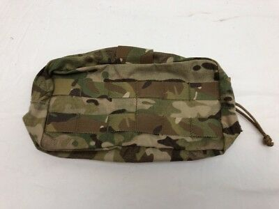 Eagle Industries Multicam 935 Utility Pouch 9x3x5 CAG SEALs SOFLCS