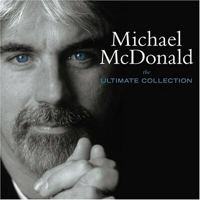 Michael Mcdonald The Ultimate Collection Cd Greatest Hits / The Very Best Of New