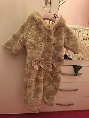 Ted Baker Baby Snowsuit 6-9 Months