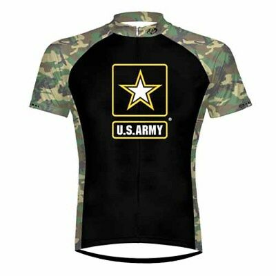 Primal Wear Army Ambush Camouflage Cycling Jersey Men s Short Sleeve with  Socks dcb03a639