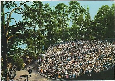 Tampere Theatre Col Ppc Large Size 6X4 Ins Pu 1971