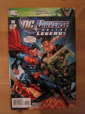 Dc  Universe Online Legends  10. Inspired By The Online Game. Batman.  Dc. 2011