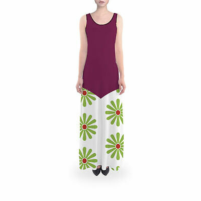 Haunted Mansion Tightrope Walker Flared Maxi Dress