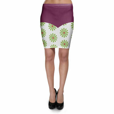 Haunted Mansion Tightrope Walker Bodycon Skirt