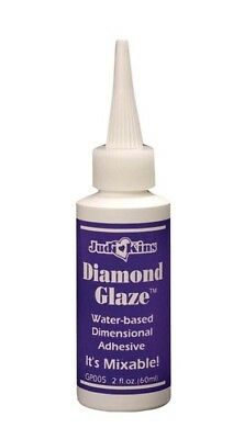 Judikins Diamond Glaze - 2 oz / 60 ml