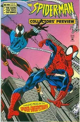 Spiderman: Collectors' Preview # 1 (one-shot, 52 pages) (USA, 1995)