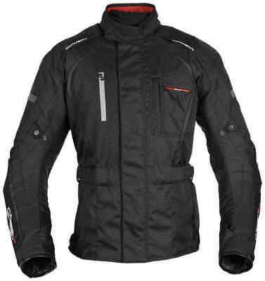 Oxford Subway 2.0 Textile Motorcycle Jacket Blk ***Now £80.00***